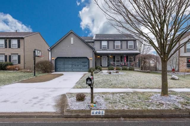 2861 Honeysuckle Lane, Hilliard, OH 43026 (MLS #221000443) :: Core Ohio Realty Advisors