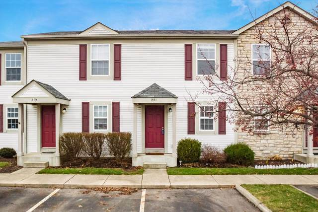 221 Malloy Lane 77C, Blacklick, OH 43004 (MLS #221000448) :: The Jeff and Neal Team | Nth Degree Realty