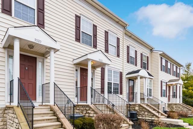 7022 Gallant Fox Drive 12-702, New Albany, OH 43054 (MLS #221000460) :: Core Ohio Realty Advisors