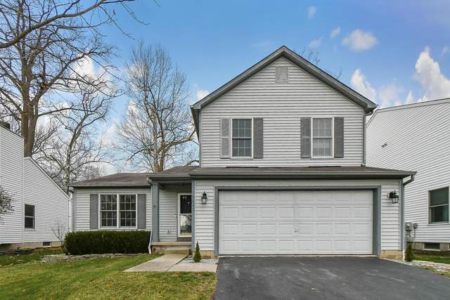5492 Westerville Crossing Drive, Westerville, OH 43081 (MLS #221000462) :: 3 Degrees Realty
