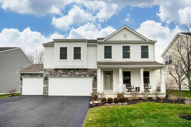 1534 Morrison Farms Drive, Blacklick, OH 43004 (MLS #221000491) :: The Jeff and Neal Team | Nth Degree Realty
