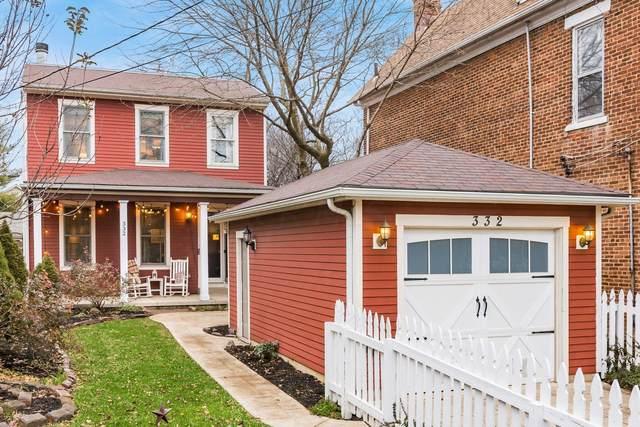 332 E Whittier Street, Columbus, OH 43206 (MLS #221000492) :: Core Ohio Realty Advisors