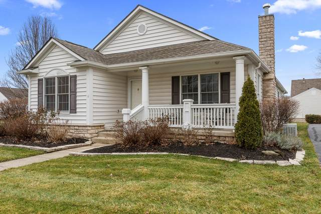 6919 Joysmith Circle, New Albany, OH 43054 (MLS #221000494) :: RE/MAX Metro Plus