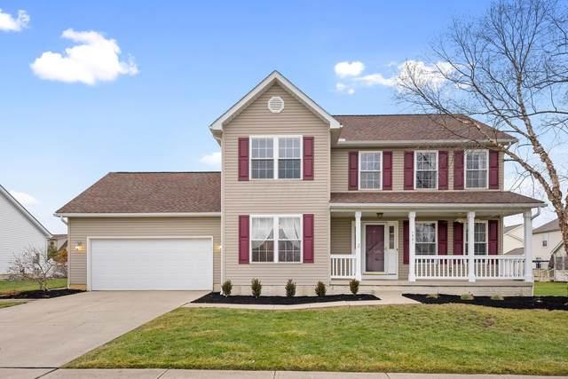 1521 Carmel Drive, Marysville, OH 43040 (MLS #221000543) :: Susanne Casey & Associates