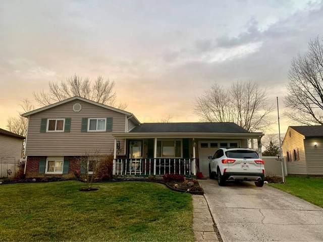 263 Danbury Road, West Jefferson, OH 43162 (MLS #221000545) :: Berkshire Hathaway HomeServices Crager Tobin Real Estate