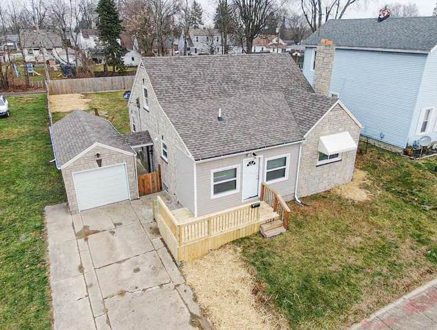1724 Rutland Avenue, Springfield, OH 45505 (MLS #221000547) :: The Jeff and Neal Team | Nth Degree Realty