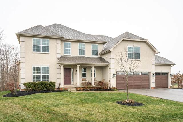 4242 Clayton Court, Dublin, OH 43016 (MLS #221000650) :: Sam Miller Team