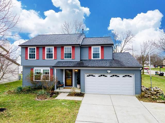 2283 Buttercup Lane, Grove City, OH 43123 (MLS #221000664) :: Sam Miller Team