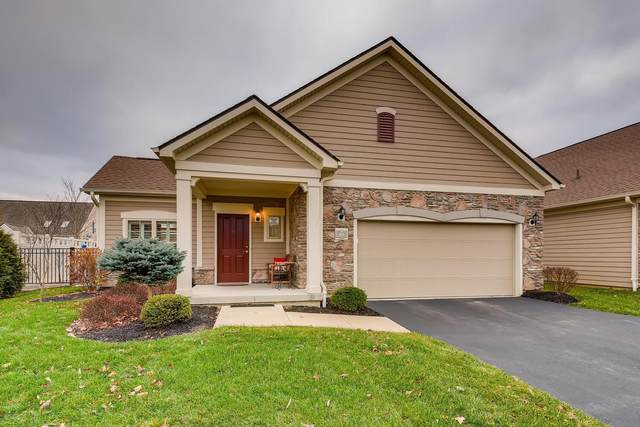 67 Park Knoll Place, Powell, OH 43065 (MLS #221000676) :: 3 Degrees Realty