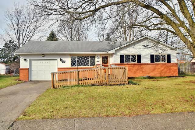 1128 Belden Road, Columbus, OH 43229 (MLS #221000679) :: Core Ohio Realty Advisors