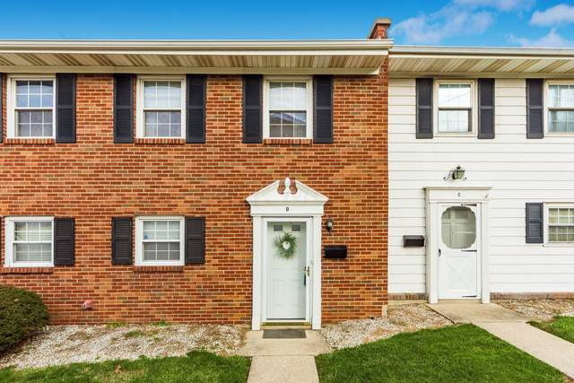538 S Otterbein Avenue 2-B, Westerville, OH 43081 (MLS #221000711) :: Core Ohio Realty Advisors
