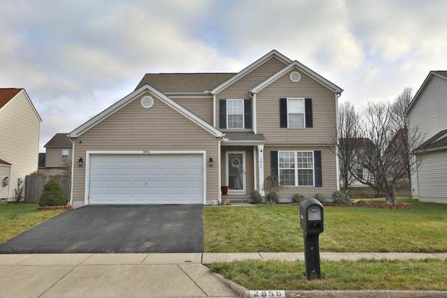 2856 Marbella Place, Columbus, OH 43219 (MLS #221000743) :: Berkshire Hathaway HomeServices Crager Tobin Real Estate