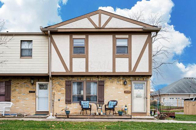 3836 King James Drive A43, Grove City, OH 43123 (MLS #221000755) :: Greg & Desiree Goodrich | Brokered by Exp
