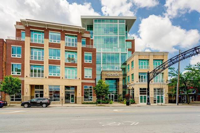 1145 N High Street #208, Columbus, OH 43201 (MLS #221000774) :: The Raines Group