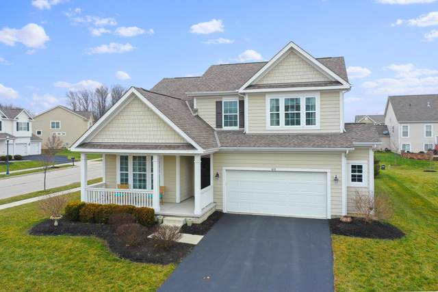 401 Canopy Ridge Court, Delaware, OH 43015 (MLS #221000775) :: 3 Degrees Realty