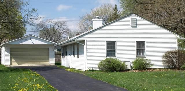 359 Yarmouth Lane, Columbus, OH 43228 (MLS #221000792) :: Sam Miller Team