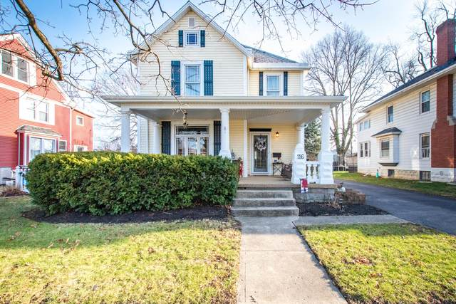 116 E 1st Street, London, OH 43140 (MLS #221000793) :: Berkshire Hathaway HomeServices Crager Tobin Real Estate