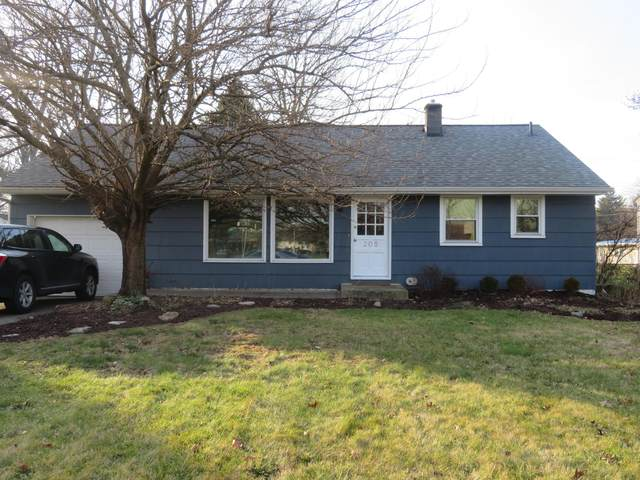 205 S Hamilton Road, Gahanna, OH 43230 (MLS #221000795) :: The Jeff and Neal Team | Nth Degree Realty