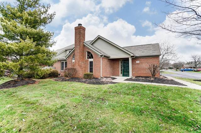 3933 Sandstone Circle, Powell, OH 43065 (MLS #221000799) :: Susanne Casey & Associates