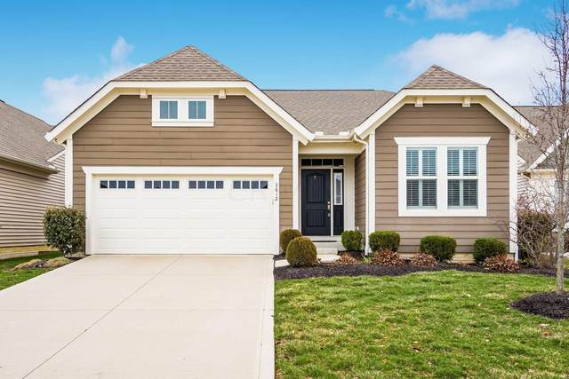 3612 Sanctuary Loop, Hilliard, OH 43026 (MLS #221000804) :: Shannon Grimm & Partners Team