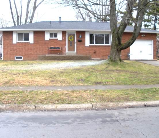1486 Evaline Drive, Columbus, OH 43224 (MLS #221000842) :: RE/MAX Metro Plus