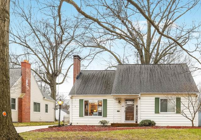 443 Acton Road, Columbus, OH 43214 (MLS #221000861) :: 3 Degrees Realty