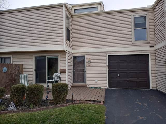 2064 Quail Ridge Street, Columbus, OH 43229 (MLS #221000897) :: Berkshire Hathaway HomeServices Crager Tobin Real Estate