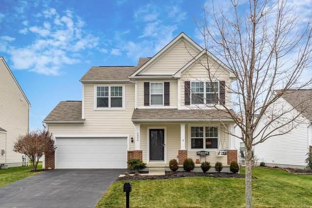 5990 Caplinger Avenue, Westerville, OH 43081 (MLS #221000905) :: Berkshire Hathaway HomeServices Crager Tobin Real Estate