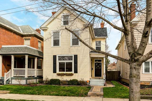 364 Reinhard Avenue, Columbus, OH 43206 (MLS #221000934) :: Core Ohio Realty Advisors