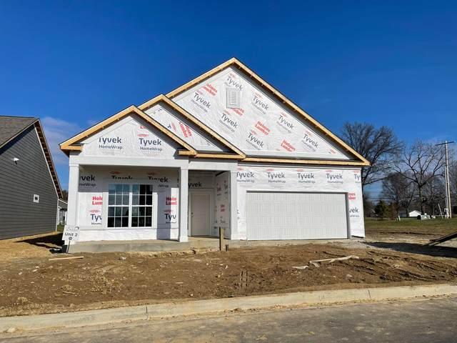 7538 Enclave Way, Pickerington, OH 43147 (MLS #221000938) :: LifePoint Real Estate