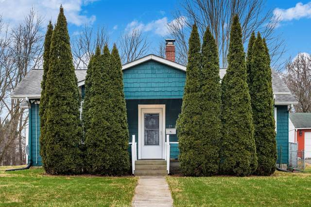 27 W Walnut Street, Westerville, OH 43081 (MLS #221000947) :: Signature Real Estate