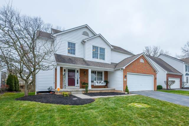 4515 Flower Garden Drive, New Albany, OH 43054 (MLS #221000958) :: RE/MAX Metro Plus