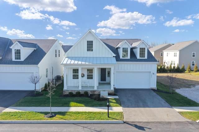 7073 Inchcape Lane 33-707, Dublin, OH 43016 (MLS #221001001) :: Berkshire Hathaway HomeServices Crager Tobin Real Estate
