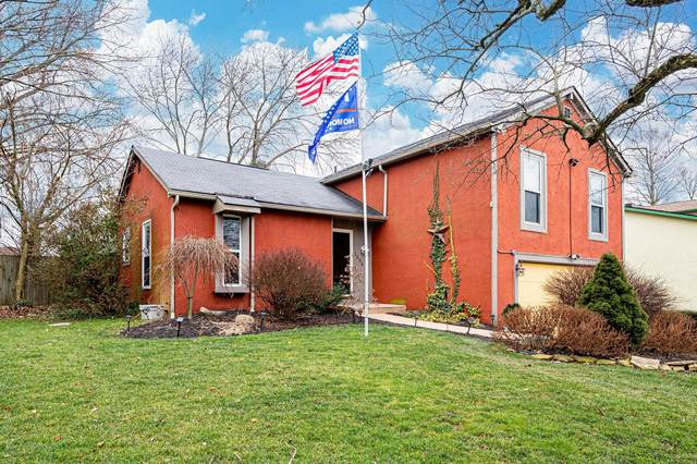 1256 Fletcher Drive, Reynoldsburg, OH 43068 (MLS #221001002) :: Berkshire Hathaway HomeServices Crager Tobin Real Estate