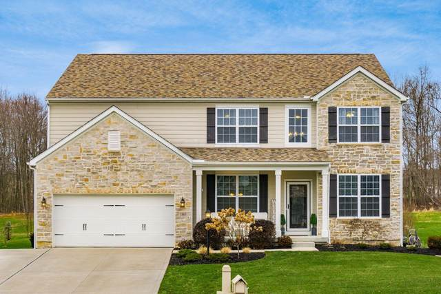 1865 Hazelwood Drive, Pataskala, OH 43062 (MLS #221001033) :: Berkshire Hathaway HomeServices Crager Tobin Real Estate