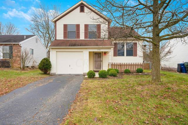 1785 Redcloud Drive, Powell, OH 43065 (MLS #221001035) :: The Jeff and Neal Team | Nth Degree Realty