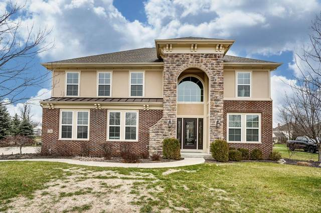 5746 Glendavon Place, Dublin, OH 43016 (MLS #221001036) :: Angel Oak Group