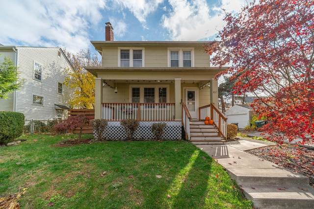 467 E Weber Road, Columbus, OH 43202 (MLS #221001037) :: Berkshire Hathaway HomeServices Crager Tobin Real Estate