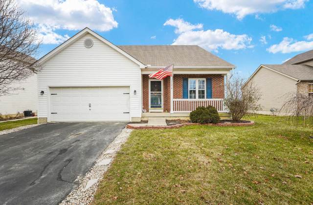 214 Harvard Loop, Delaware, OH 43015 (MLS #221001080) :: 3 Degrees Realty