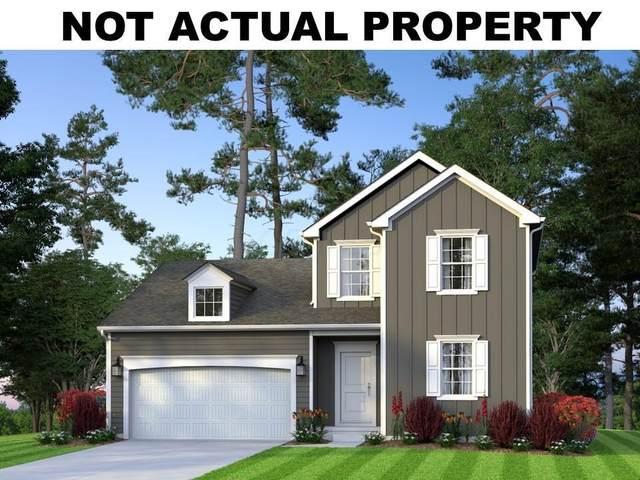 7297 Quailview Drive, Sunbury, OH 43074 (MLS #221001085) :: 3 Degrees Realty