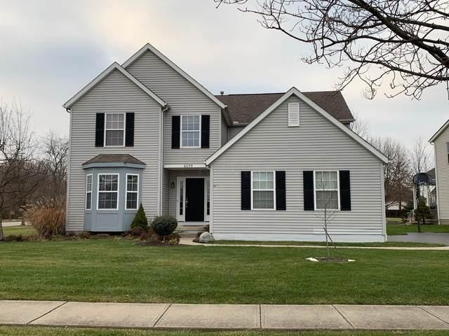 6055 Peridot Street, Grove City, OH 43123 (MLS #221001086) :: Signature Real Estate