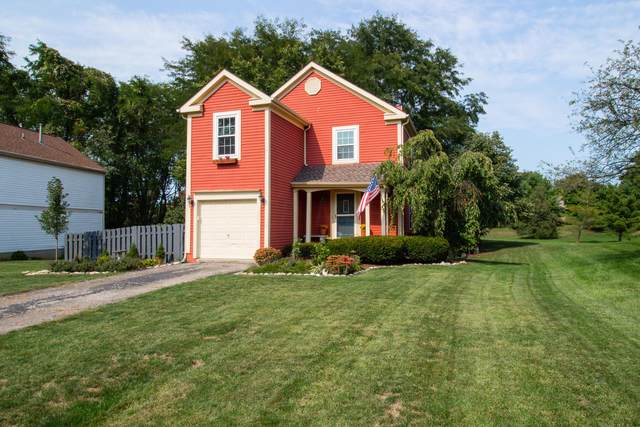 54 Green Ridge Lane, Powell, OH 43065 (MLS #221001092) :: The Jeff and Neal Team | Nth Degree Realty