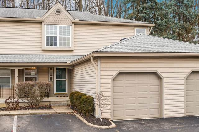 1831 Ridgebury Drive 53C, Hilliard, OH 43026 (MLS #221001109) :: Core Ohio Realty Advisors