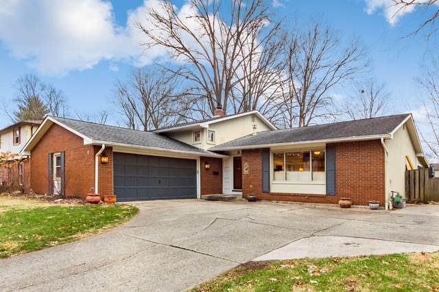 88 Kimothy Drive, Westerville, OH 43081 (MLS #221001110) :: CARLETON REALTY