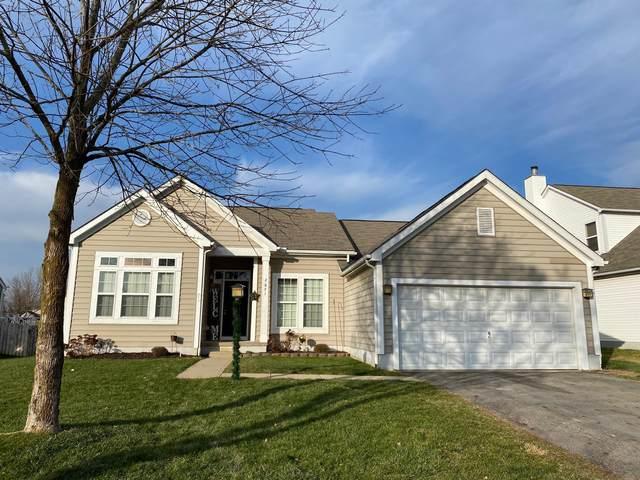 2671 Prairie Grass Avenue, Lancaster, OH 43130 (MLS #221001125) :: 3 Degrees Realty