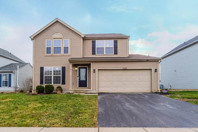 2225 Dates Street, Delaware, OH 43015 (MLS #221001135) :: 3 Degrees Realty