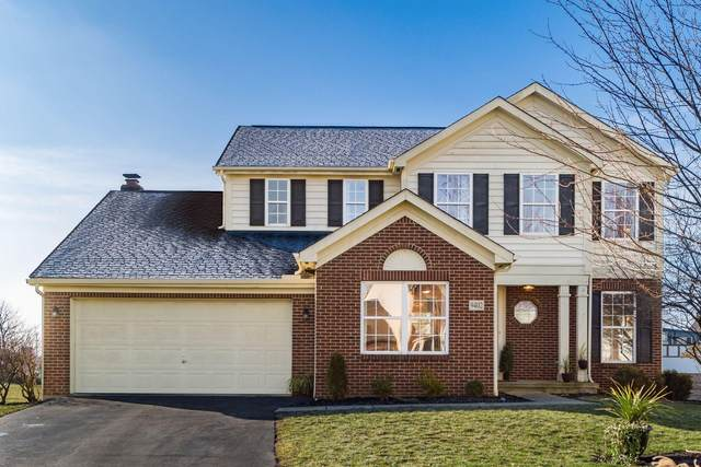 9402 Cadogan Court, Powell, OH 43065 (MLS #221001148) :: Core Ohio Realty Advisors