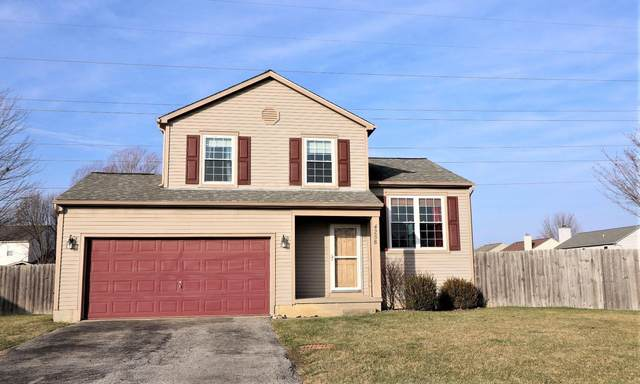 4258 Honey Bee Court, Grove City, OH 43123 (MLS #221001171) :: Berkshire Hathaway HomeServices Crager Tobin Real Estate