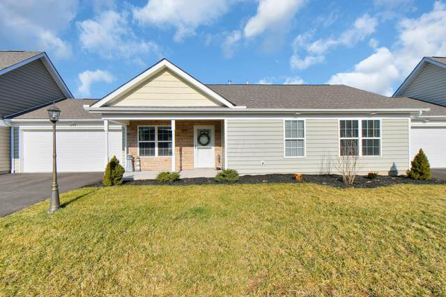 608 Cumberland Meadows Circle, Hebron, OH 43025 (MLS #221001177) :: 3 Degrees Realty