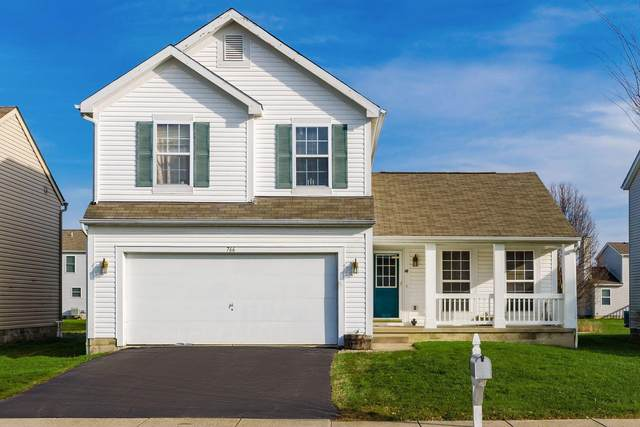 766 Sicaras Lane, Blacklick, OH 43004 (MLS #221001194) :: The Jeff and Neal Team | Nth Degree Realty
